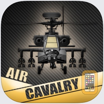 Flight Sims Air Cavalry Pilots by iTechGen (Universal)