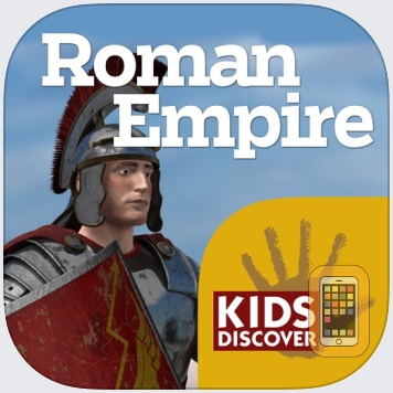 Roman Empire by KIDS DISCOVER by KIDS DISCOVER (iPad)