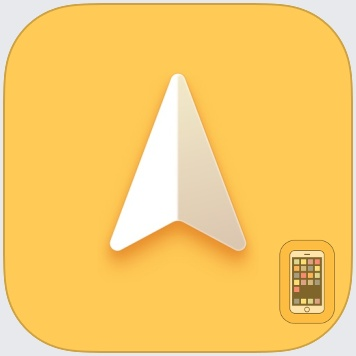 Anchor Pointer GPS by Alexander Deplov (iPhone)