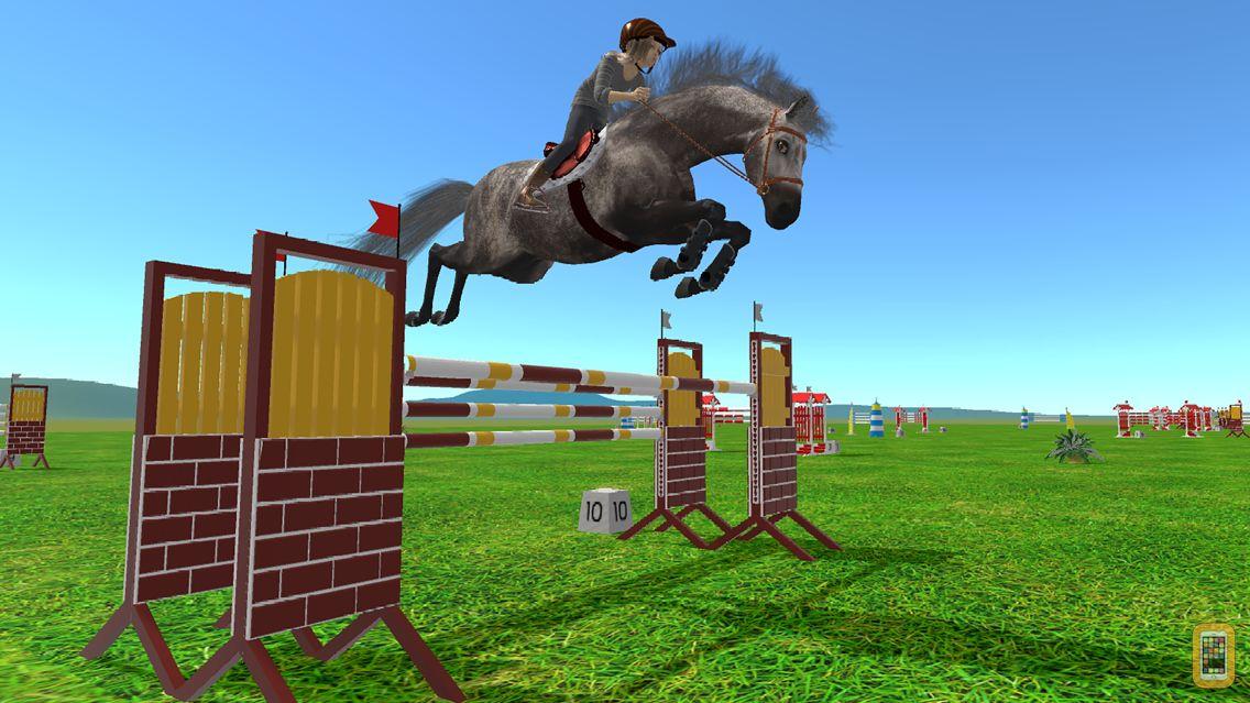 Screenshot - Jumpy Horse Show Jumping