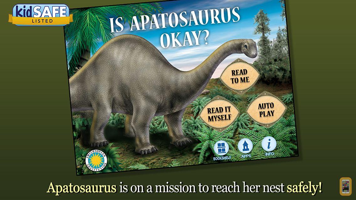 Screenshot - Is Apatosaurus Okay?