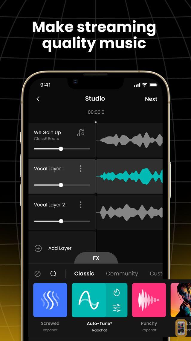 Screenshot - Rapchat: Make a Hit Song