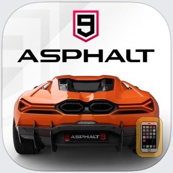 Asphalt 9: Legends by Gameloft (Universal)
