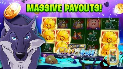 Gold fish casino slots games for iphone ipad app info for Gold fish casino slots