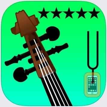 Cello Tuner Professional by Pedro Daniel Macalupu Cumpen (Universal)