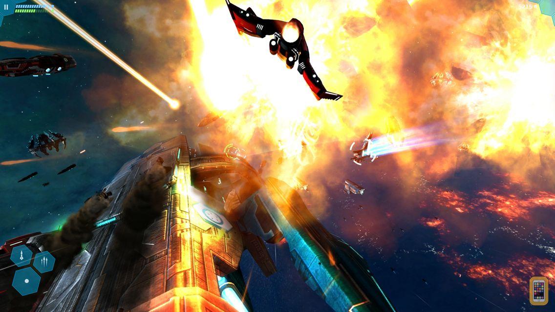 Screenshot - Star Horizon