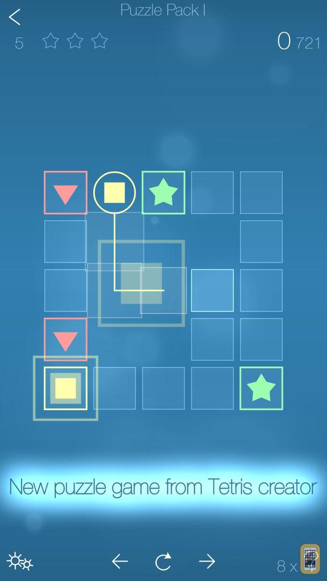 Screenshot - Symbol Link - new puzzle game from Tetris inventor Alexey Pajitnov