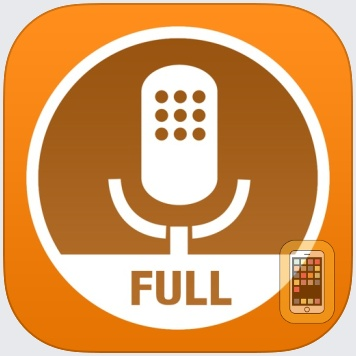 Voice Record Pro 7 Full by Dayana Networks Ltd (Universal)
