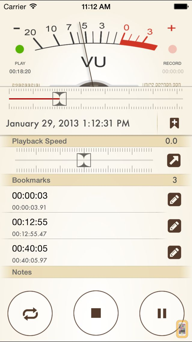 Screenshot - Voice Record Pro 7 Full