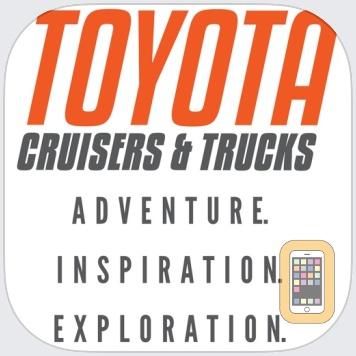 Toyota Cruisers & Trucks by Shane Williams (Universal)