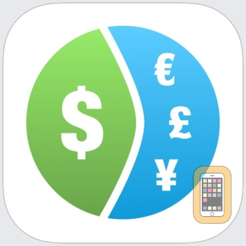 Coinverter – The Currency Converter by Daft Logic Studio (iPhone)