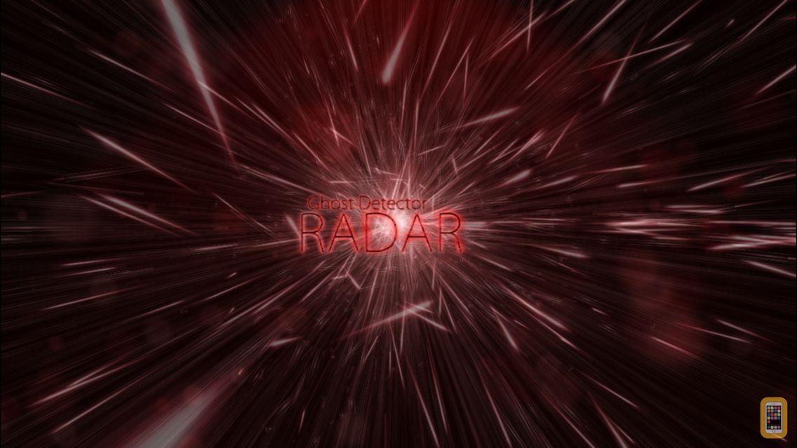 Screenshot - Ghost Detector Radar™