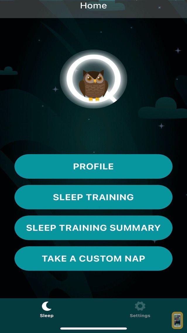 Screenshot - Sleep On Cue™
