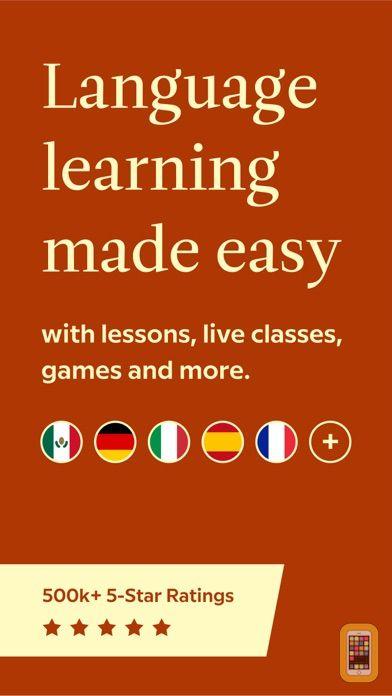 Screenshot - Babbel - Language Learning