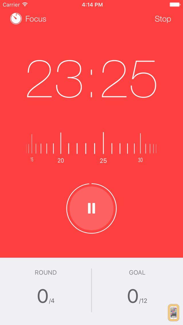 Screenshot - Focus Keeper Pro - Manage Time