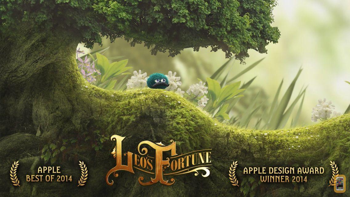 Screenshot - Leo's Fortune