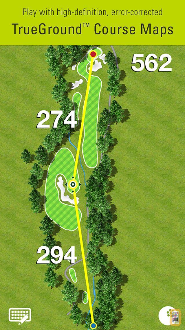 Screenshot - SkyCaddie Mobile by SkyGolf: Golf GPS/GameTracker