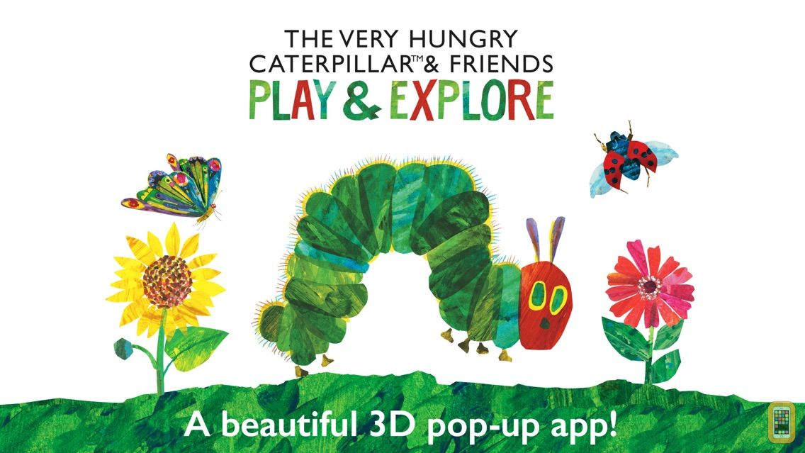 Screenshot - The Very Hungry Caterpillar – Play & Explore