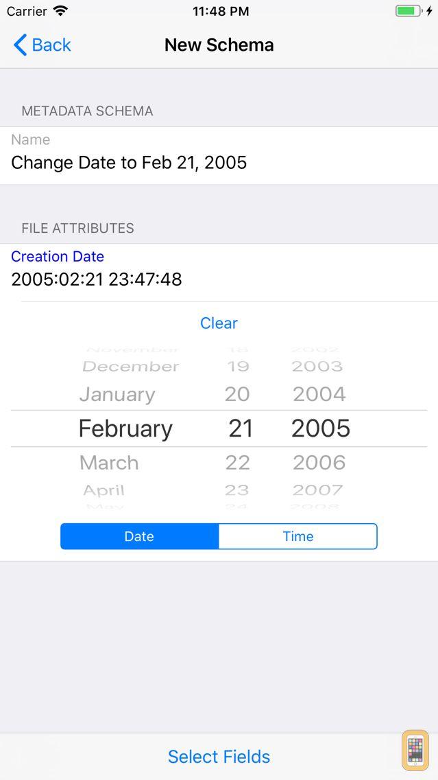Screenshot - Metadata Pro
