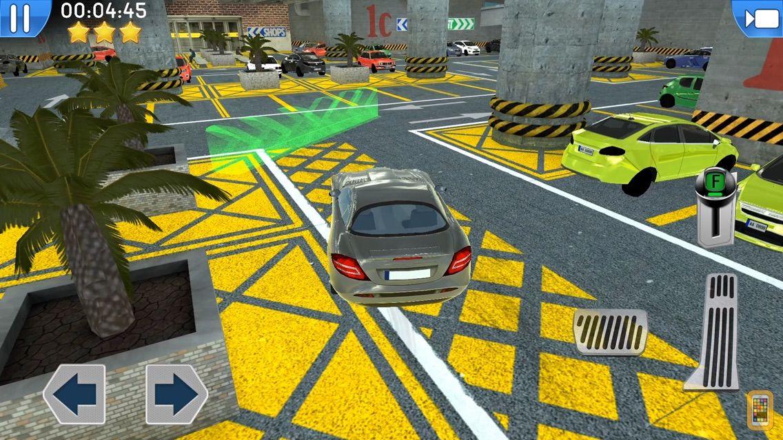 Screenshot - Multi Level Parking Simulator