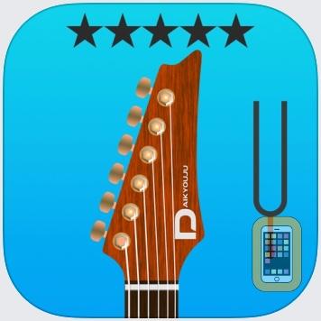 Electric Guitar Tuner by Pedro Daniel Macalupu Cumpen (Universal)