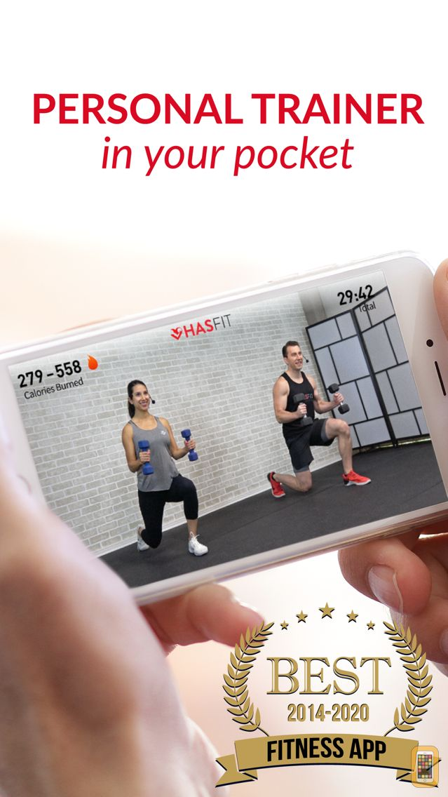 Screenshot - HASfit: Home Workout Routines