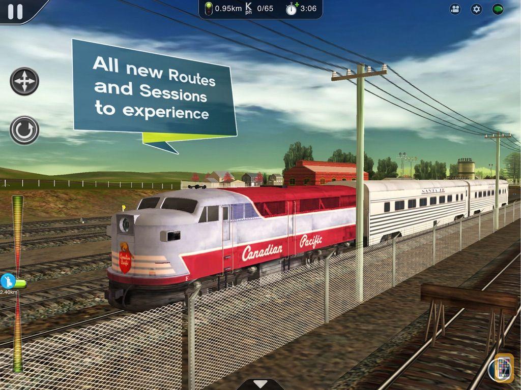 Screenshot - Trainz Simulator 2