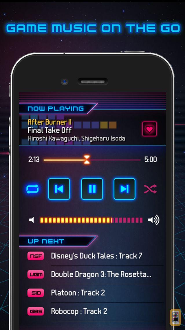 Screenshot - GaMBi: Chiptune Player