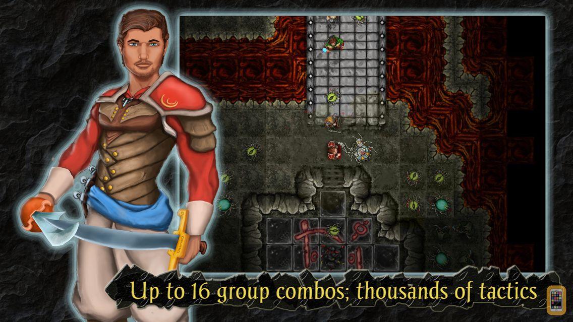 Screenshot - Heroes of Steel RPG Elite