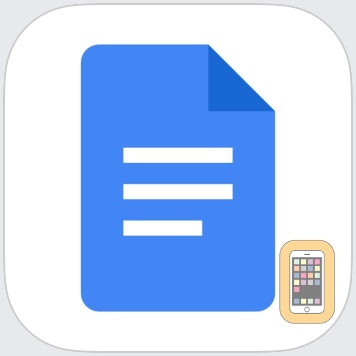 Google Docs: Sync, Edit, Share by Google LLC (Universal)
