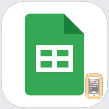 Google Sheets by Google LLC (Universal)