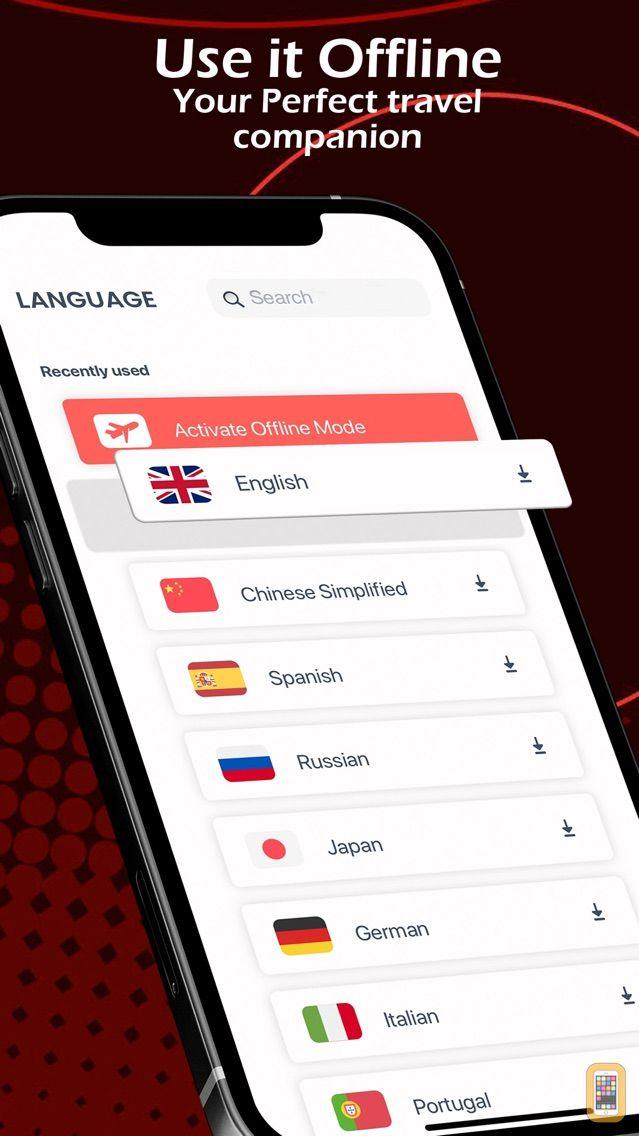 Screenshot - Scan & Translate+ Text grabber