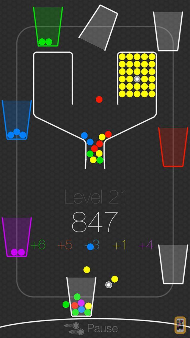 Screenshot - 100 Balls