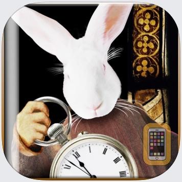 The Alice App - Children's Fairy Tale Stories by Emmanuel Paletz Corp. (iPad)