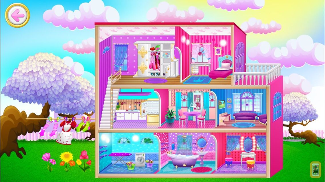 Screenshot - Princess Play House