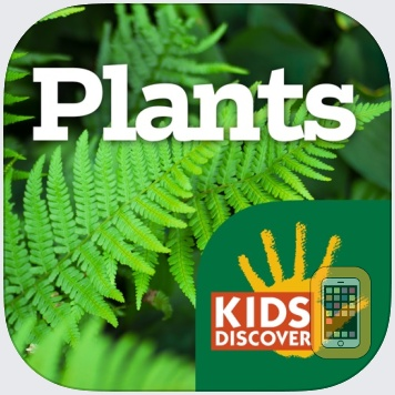 Plants by KIDS DISCOVER by KIDS DISCOVER (iPad)
