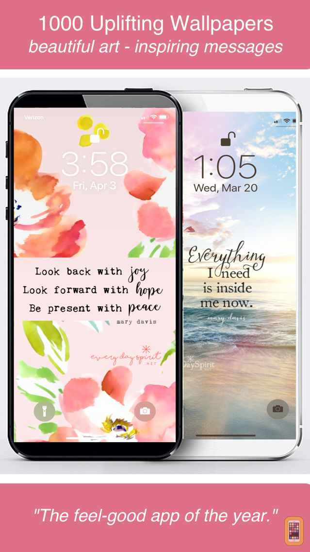 Screenshot - Every Day Spirit® Lock Screens