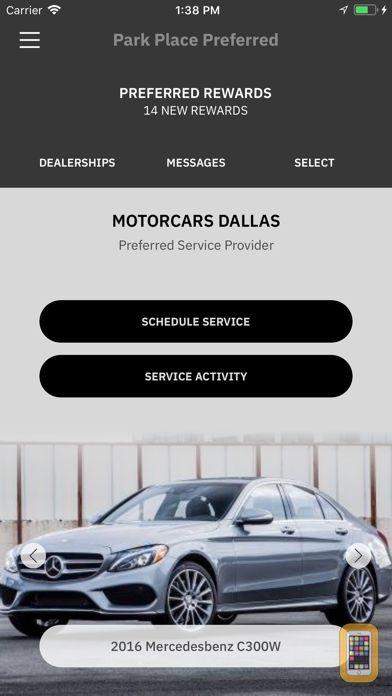Screenshot - Park Place Dealerships