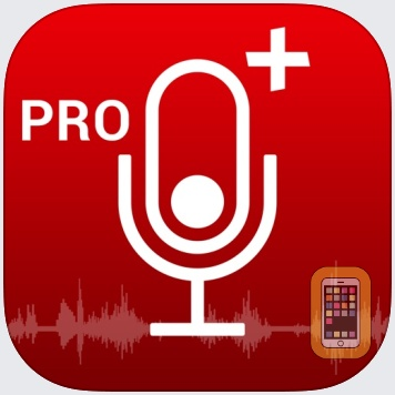 Voice Recorder Plus Pro by AppDev Technolabs (Universal)