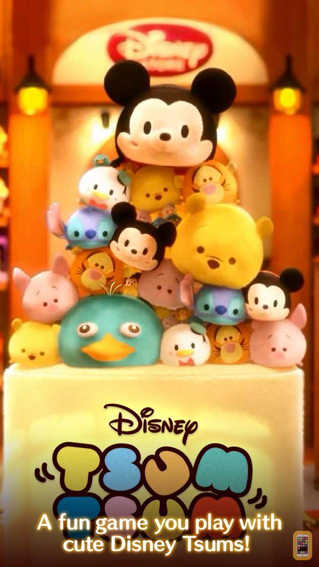 Screenshot - LINE: Disney Tsum Tsum