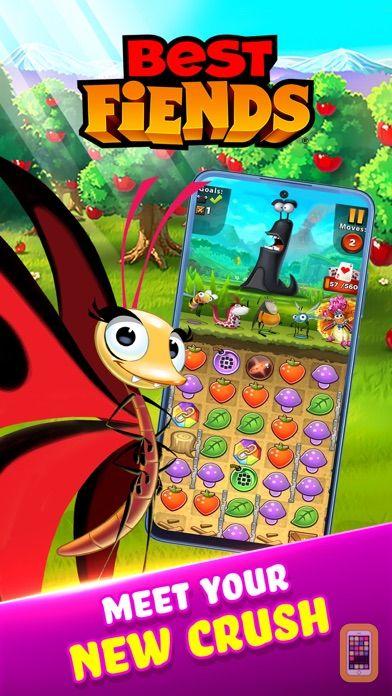 Screenshot - Best Fiends - Puzzle Adventure
