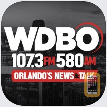 WDBO, Orlando's News & Talk by Cox Media Group (Universal)