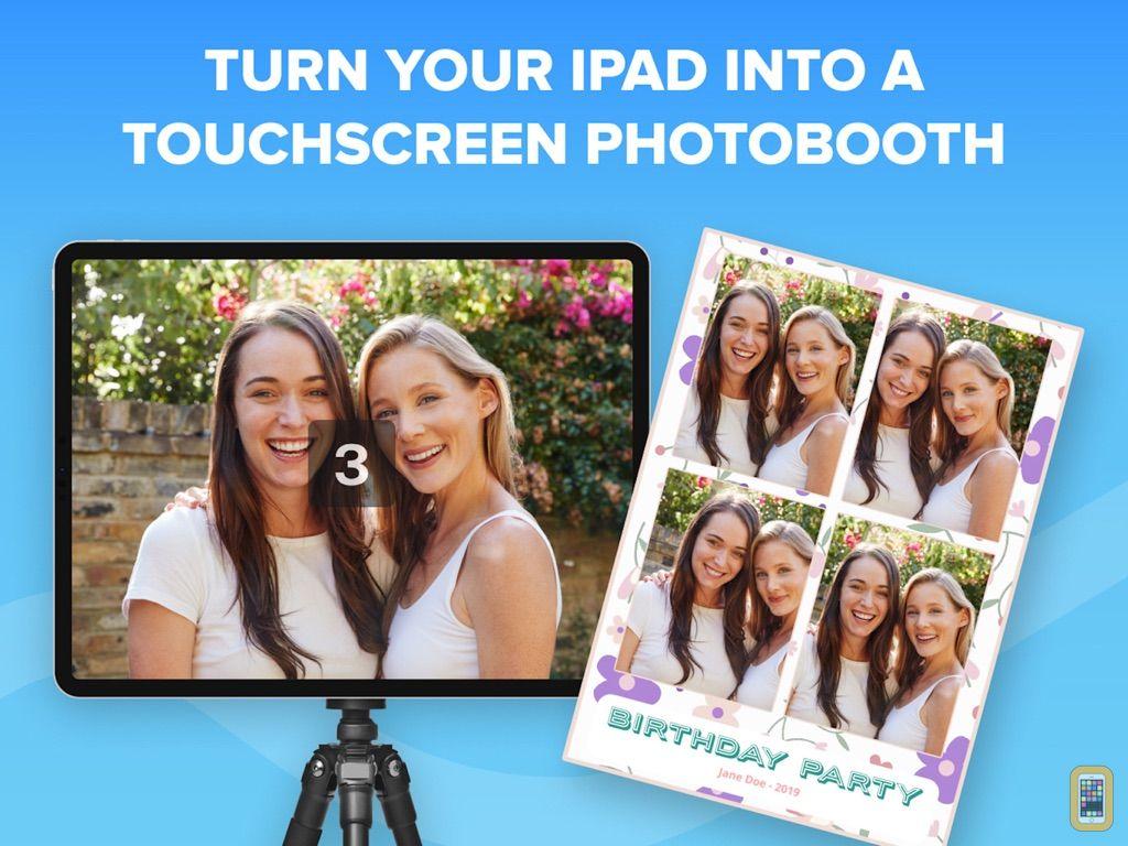 Screenshot - My Photobooth App