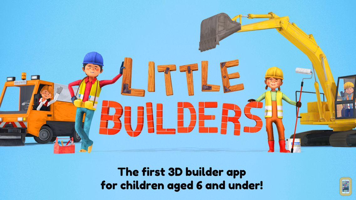 Screenshot - Little Builders for Kids