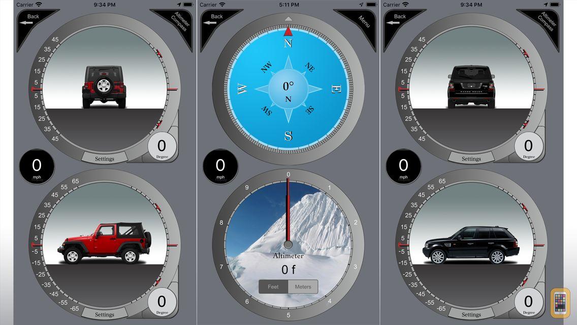 Screenshot - Off Road Instrumentations