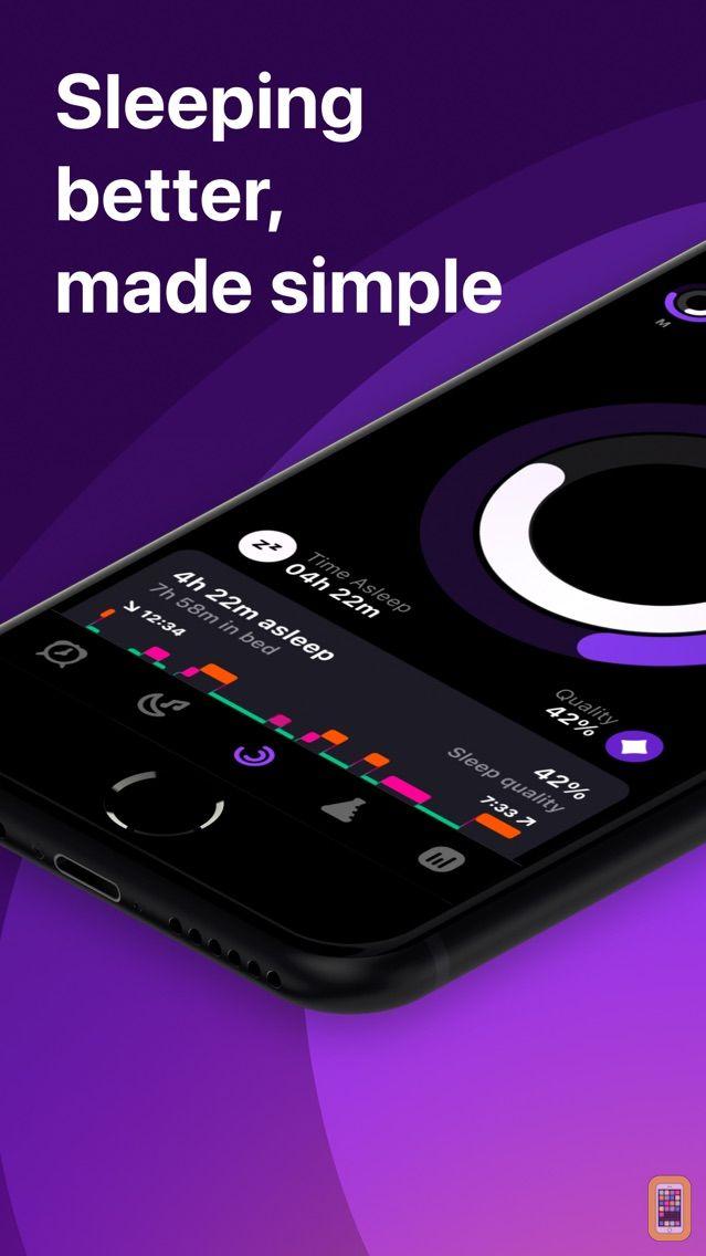 Screenshot - Pillow: Sleep Cycle Tracker