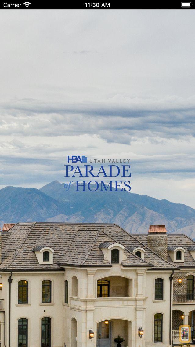Screenshot - Utah Valley Parade of Homes