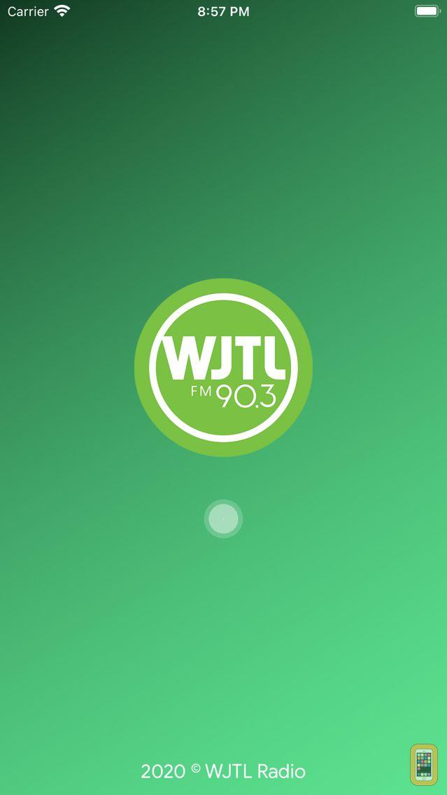 Screenshot - WJTL Radio