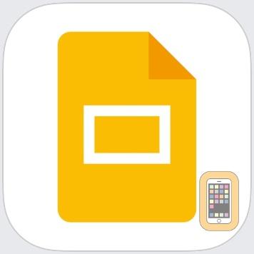 Google Slides by Google LLC (Universal)