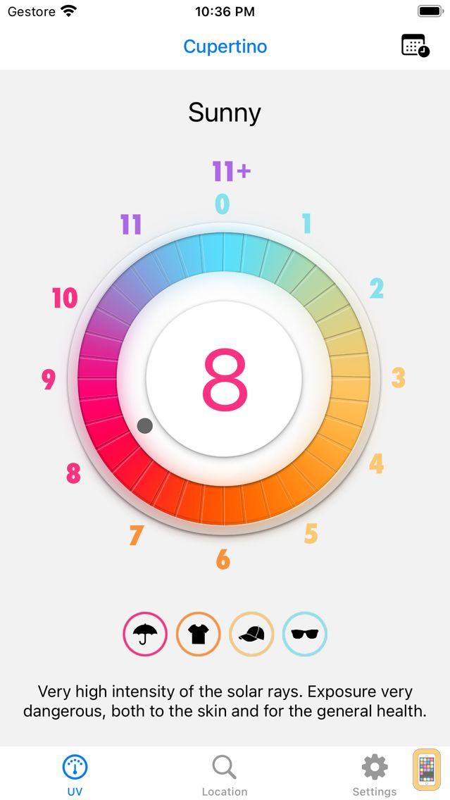 Screenshot - UV - Ultraviolet
